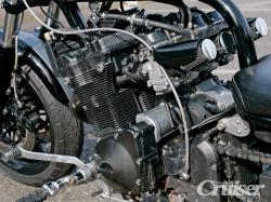 SUZUKI BANDIT engine