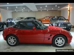 SUZUKI CAPPUCCINO TURBO black