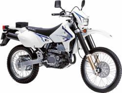 SUZUKI DR 250 S white