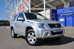 SUZUKI GRAND VITARA 1.6 green