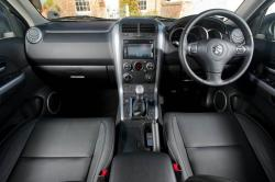 SUZUKI GRAND VITARA 1.6 interior