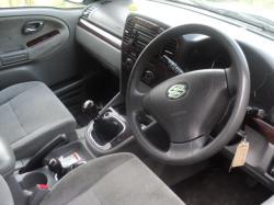 SUZUKI GRAND VITARA XL-7 interior