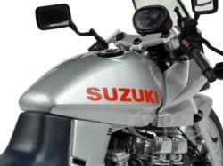 SUZUKI GSX 1100 silver