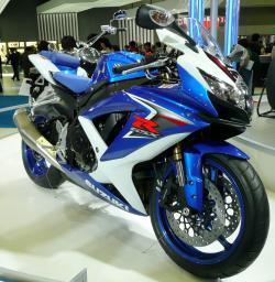 suzuki gsx 600