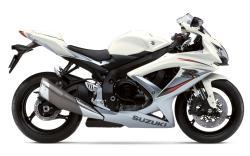 SUZUKI GSX-R750 green