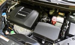 SUZUKI KIZASHI engine