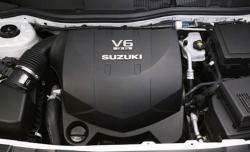 SUZUKI XL7 engine