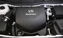 SUZUKI XL7 engine