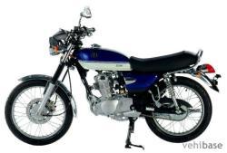 SYM WOLF 125 engine