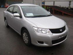 TOYOTA ALLION 1.5 blue