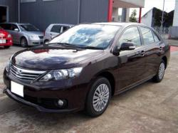 TOYOTA ALLION brown