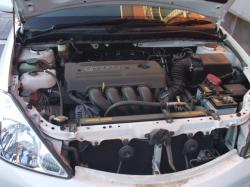 TOYOTA ALLION engine