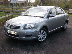 TOYOTA AVENSIS 1.6 engine