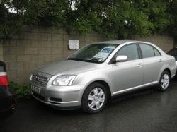 TOYOTA AVENSIS 1.6 silver