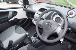 TOYOTA AYGO 1.0 brown