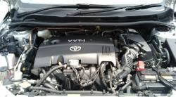 TOYOTA AYGO engine