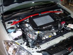 TOYOTA CALDINA GT-FOUR engine