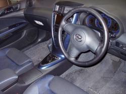 TOYOTA CALDINA GT-FOUR interior