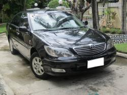 TOYOTA CAMRY 2.0 brown