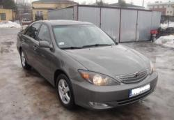 TOYOTA CAMRY brown