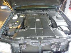 TOYOTA CENTURY V12 engine