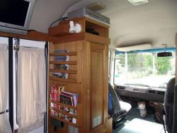 TOYOTA COASTER interior