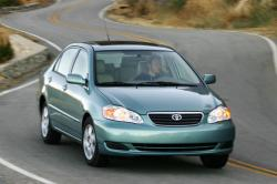 TOYOTA COROLLA MATRIX green