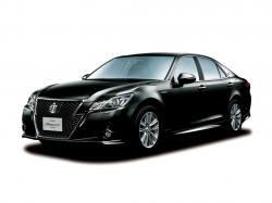 TOYOTA CROWN 2.5 blue