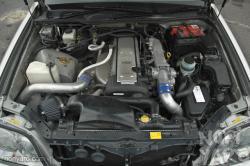 TOYOTA CROWN engine