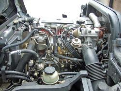 TOYOTA DYNA engine