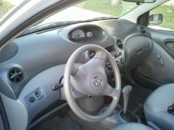 TOYOTA ECHO interior