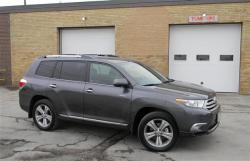 TOYOTA HIGHLANDER 3.5 V6 brown