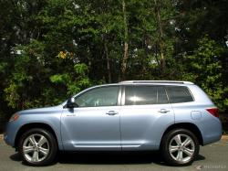 TOYOTA HIGHLANDER 3.5 V6 interior