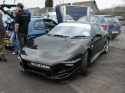 TOYOTA MR2 black