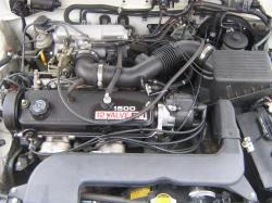 TOYOTA PASEO engine