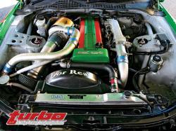 TOYOTA SOARER engine