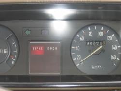 TOYOTA STARLET (KP60) interior