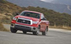 TOYOTA TRD TUNDRA brown