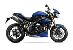 TRIUMPH 1050 SPEED TRIPLE blue