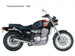 TRIUMPH ADVENTURER brown