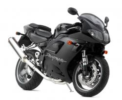 TRIUMPH DAYTONA 955I brown