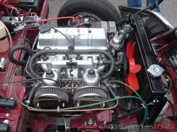 TRIUMPH GT6 engine