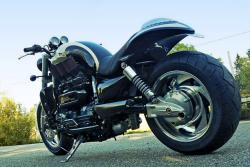 TRIUMPH ROCKET III black