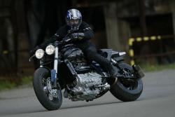 TRIUMPH ROCKET black