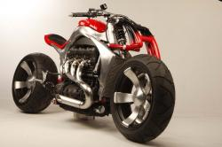 TRIUMPH ROCKET engine