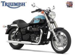 TRIUMPH SPEEDMASTER blue