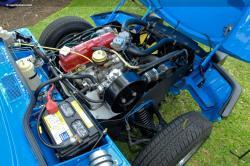TRIUMPH SPITFIRE 1500 engine