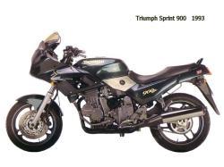 triumph sprint 900