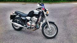 TRIUMPH THUNDERBIRD 900 brown