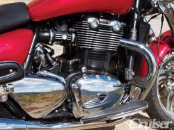 TRIUMPH THUNDERBIRD engine